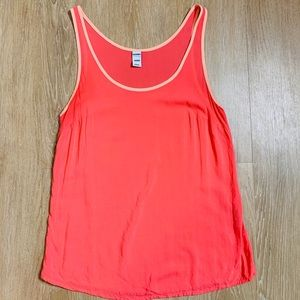🎉5 for $25🎉 Old Navy Peach Tank